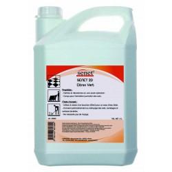 Détergent surodorant SENET 2D -605- Bidon 5L