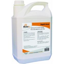 Nettoyant sols brillants et vitrés RAPID'CLEAN - 6132 - Bidon 5L